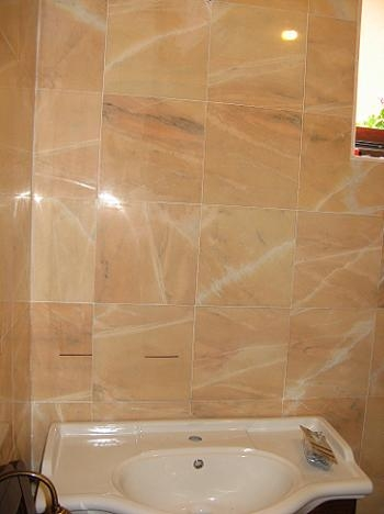 locul de amplasare al mobilierului de baie