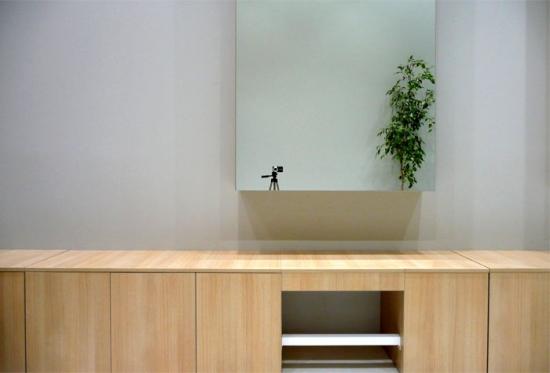 Mobilier pentru salon in stil minimalist modern potrivit pentru spatii mici