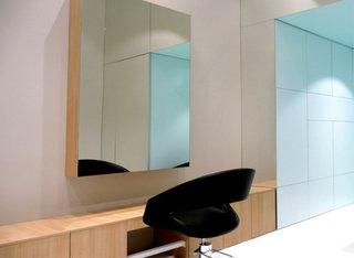 Sistem eficient de iluminare pentru salon