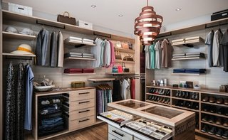 Dressing walk-in modern