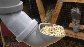 Hranitoare pentru iepuri