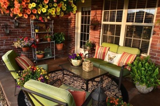 Amenajarea terasei - idei pentru un decor relaxant si de vis