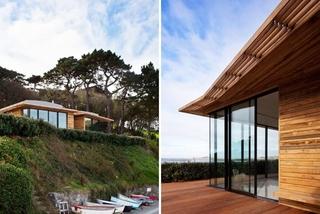 Casa moderna doar cu parter