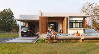 Casa moderna parter