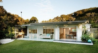 Casa parter cu acoperis plat