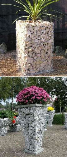 Ghivece de flori mari pentru exterior