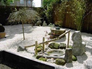 Amenajare peisagistica gradina zen