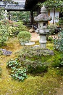 Model de felinar japonez din ciment