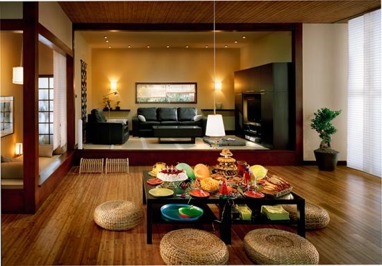Accente eclectic in design interior