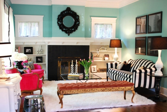 Stilul eclectic prezenta de vis in casa ta