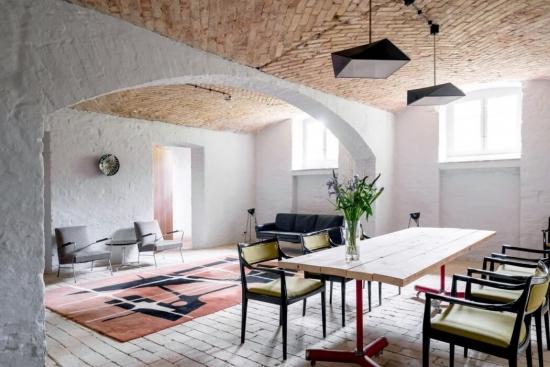Apartament amenajat rustic cu mici accente mediteraneene - o  adevarata bijuterie!
