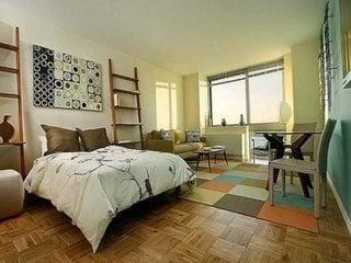 Mobila simpla pentru un apartament de 1 camera