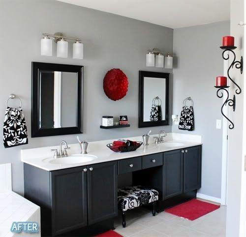 Aplice baie pentru oglinda