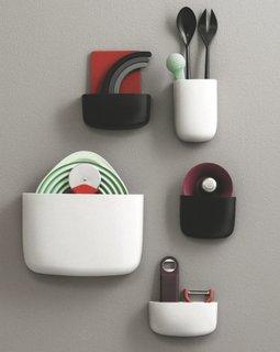 suporturi de bucatarie ovale de plastic
