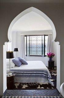 Arcada in stil marocan
