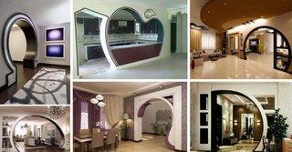 Modele frumoase de arcade pentru interior