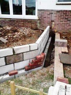 Constructie pereti laterali
