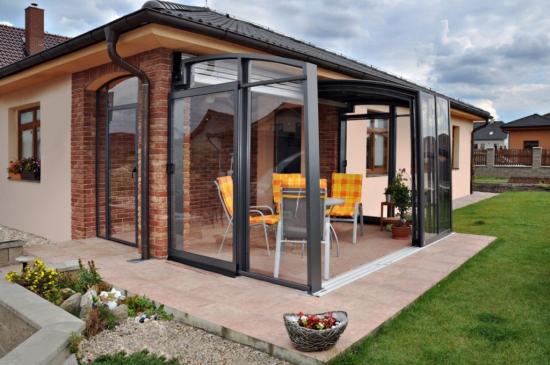 Cum atasam o veranda la o casa deja construita + POZE cu MODELE de astfel de constructii