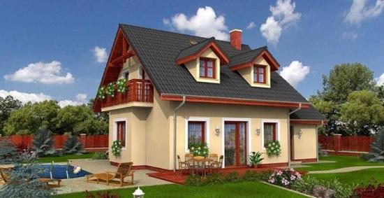 Avantaje constructie casa pe structura de lemn