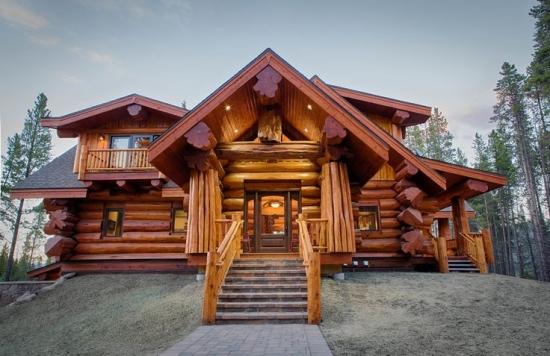 Constructie integrala din lemn