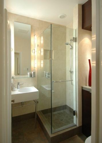 Chiuveta de baie cu cadru din inox