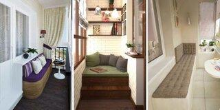 Idei frumoase pentru amenajarea unui balcon tipic de bloc