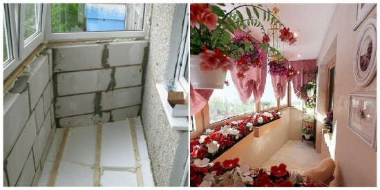 Amenajare balcon ingust si mic de apartament - idei superbe de modificare pentru a beneficia de acest loc indifferent de