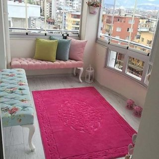 Spatiu de relaxare in balcon