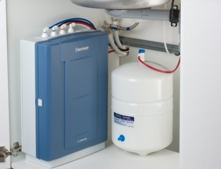 Sistem de filtrare cu osmoza inversa