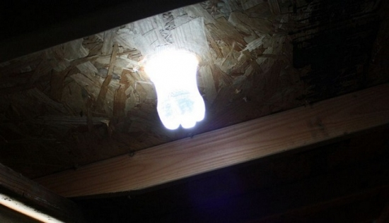 Bec lumina solara