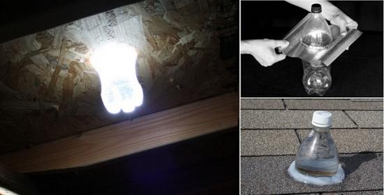 Construieste-ti un bec solar - proiect DIY pentru lumina de 55 wati gratis