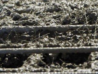 Beton armat cu fibre din otel