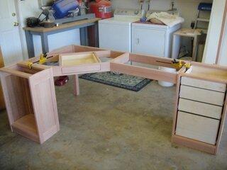 Birou din lemn