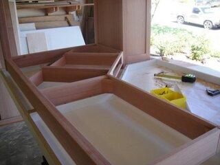 Construire birou din lemn