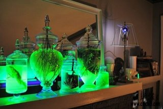 Modele de borcane luminoase