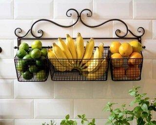 Etajera pentru fructa
