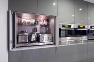 Aparate electrocasnice incorporate in bucatarie