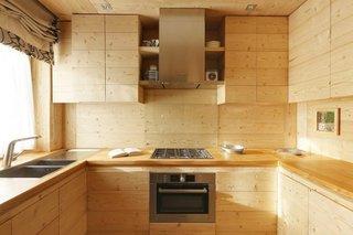 Mobilier rustic pentru bucatarie