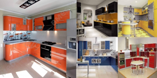 25 Idei pentru amenajarea unei bucatarii moderne - cele mai noi tendinte in materie de design interior