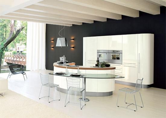 Idei pentru amenajarea unei bucatarii moderne - cele mai noi tendinte in materie de design interior