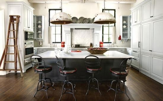 Bucatarii superbe amenajate in stil industrial de cele mai tari studiouri de design