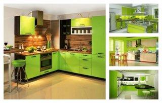 Modele bucatarii verzi