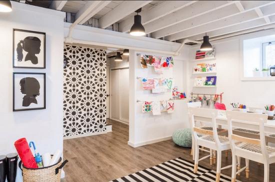 Camera de creatie pentru copii
