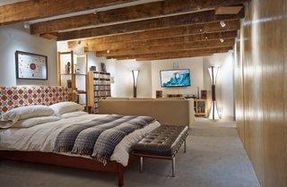 Idee pentru amplasarea si amenajarea unui dormitor la subsol