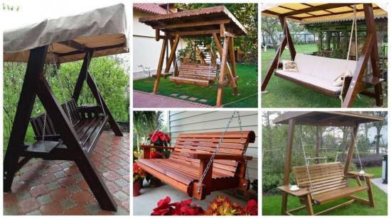 Modele canapele balnsoar pentru gradina