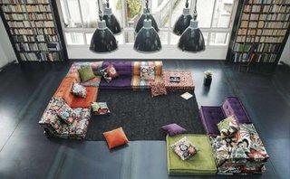 Canapea modulara in mai multe culori