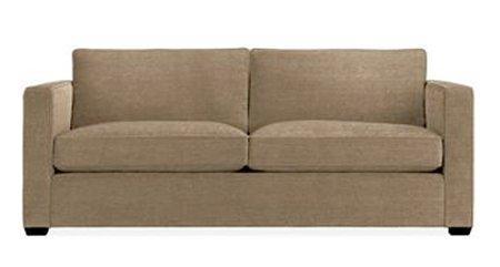 Canapea simpla de doua locuri