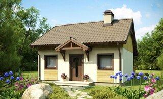Casa mica 44 mp cu parter s1 1 dormitor