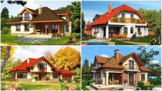 Casa caramida versus casa lemn