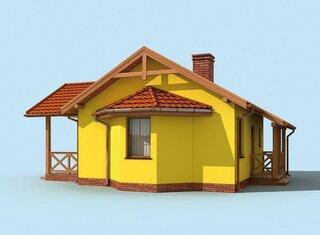 Casa mica de 38 mp